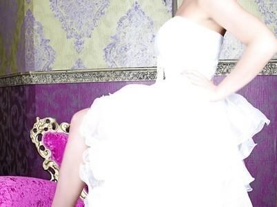 Свадебная прическа 100