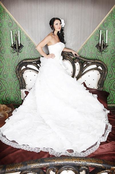 Свадебная прическа 102