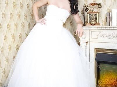 Свадебная прическа 105