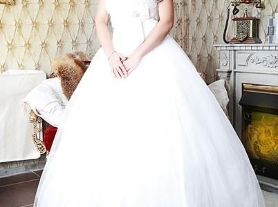 Свадебная прическа 107