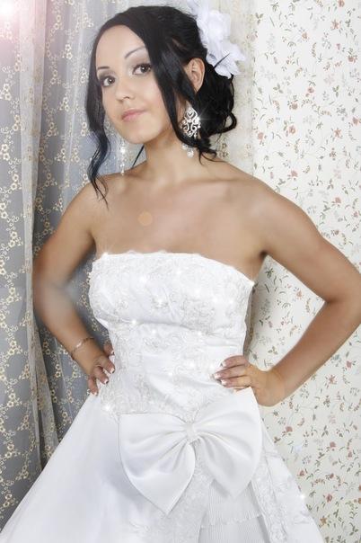 Свадебная прическа 118