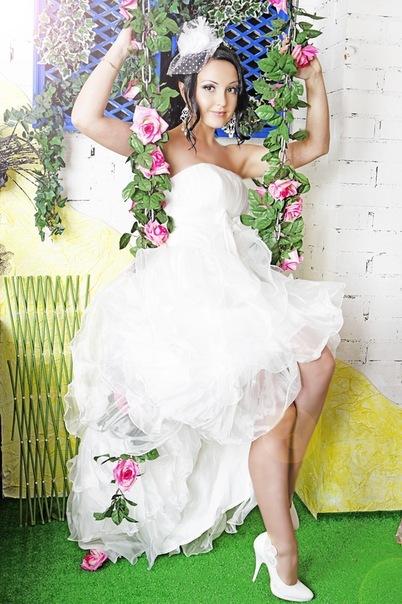 Свадебная прическа 126