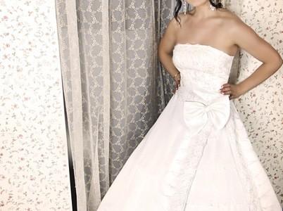 Свадебная прическа 136