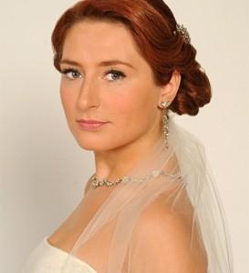 Свадебная прическа 137