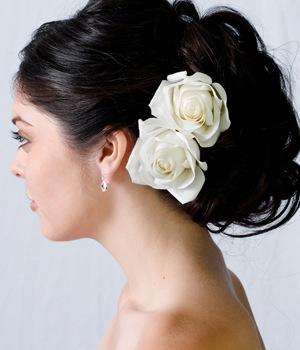 Свадебная прическа 145