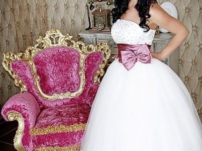 Свадебная прическа 147