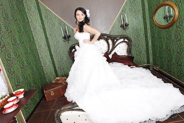 Свадебная прическа 150