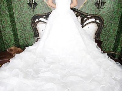 Свадебная прическа 156