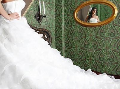 Свадебная прическа 167