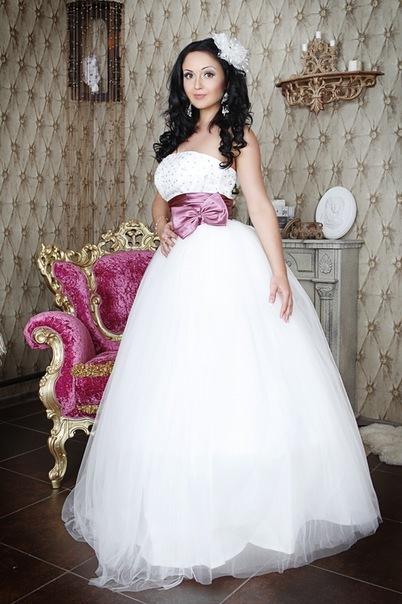 Свадебная прическа 172