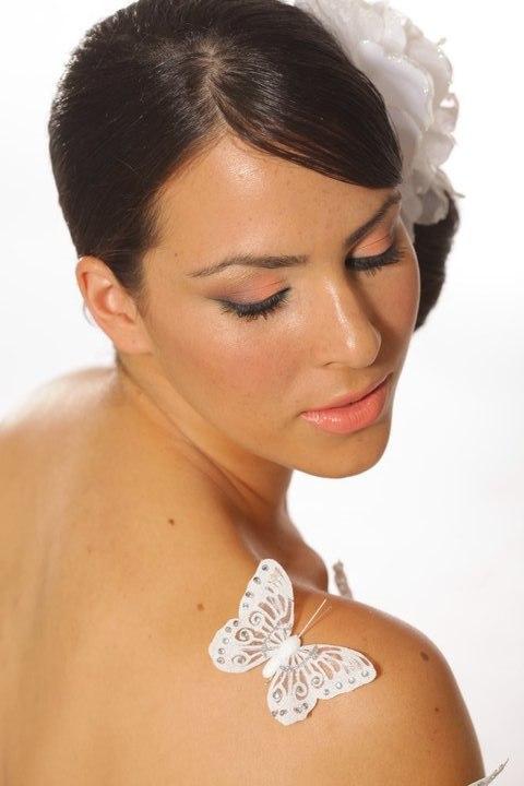 Свадебная прическа 181