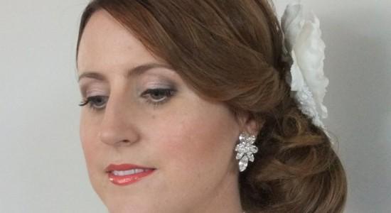 Свадебная прическа 183