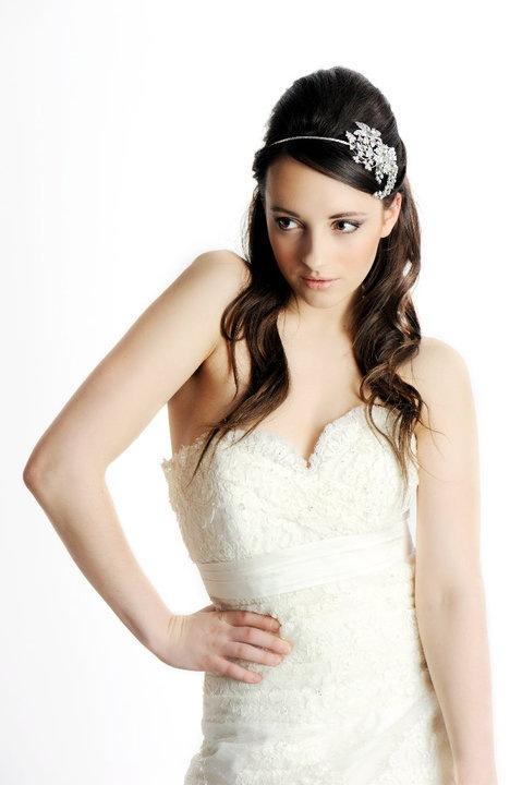 Свадебная прическа 194