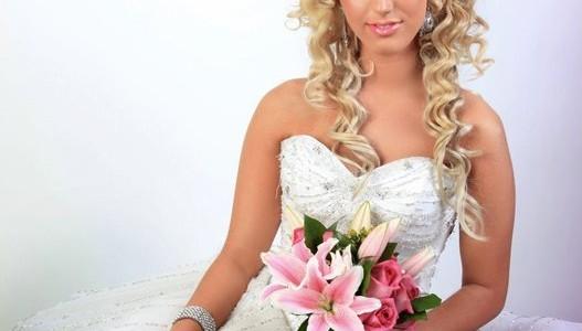 Свадебная прическа 199
