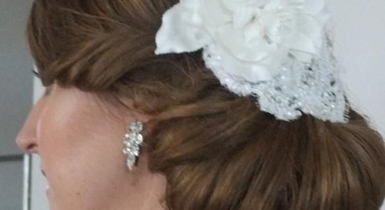Свадебная прическа 208