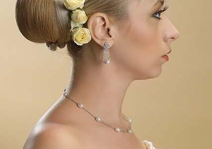 Свадебная прическа 210