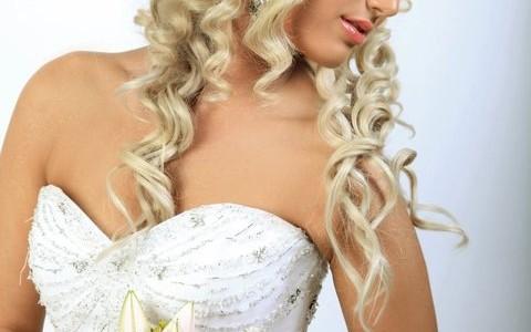 Свадебная прическа 215