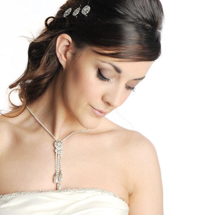 Свадебная прическа 223