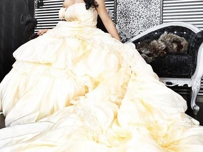 Свадебная прическа 45