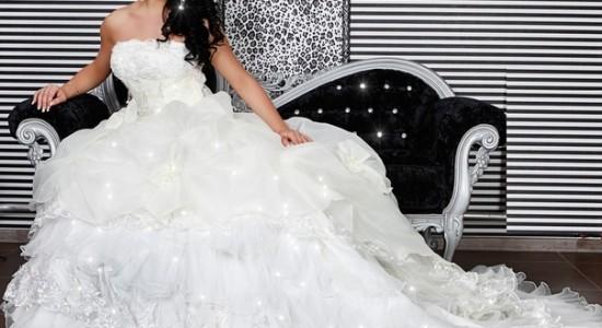 Свадебная прическа 49