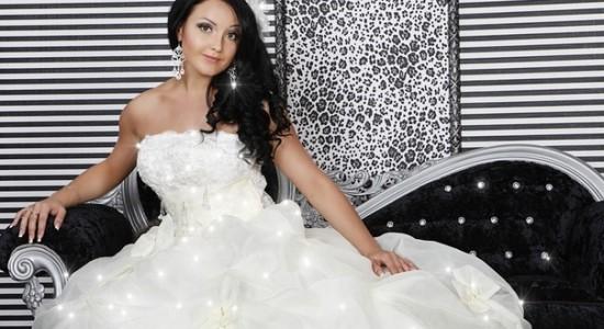 Свадебная прическа 52