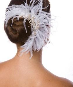 Свадебная прическа 57