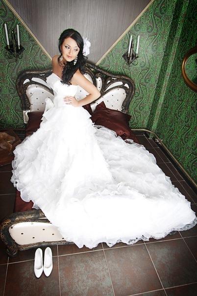 Свадебная прическа 65